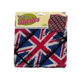 54 Units of British Flag Bandana
