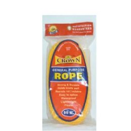 72 Units of 50ft Strong Poly Rope - Rope and Twine