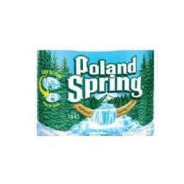 70 Units of Poland Spring Bottle 0.5l - Drinking Water Bottle