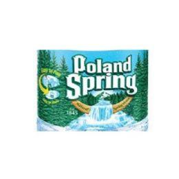 48 Units of Poland Spring Bottle 23.7oz/700ml - Drinking Water Bottle