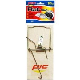 48 Units of 1pk Wooden Rat Trap - Pest Control