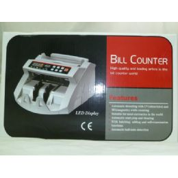 2 Units of Bill Counter - Coin Holders & Banks