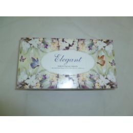 72 Units of Elegant 160ct Facial Tissue - Napkin and Paper Towel Holders