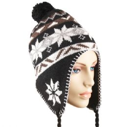 72 Units of Cth 042 Chullo Hat - Winter Hats