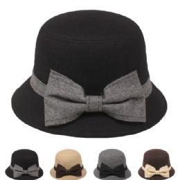 24 Units of Woman Winter Hat 011 - Fashion Winter Hats