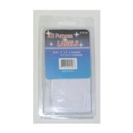 144 Units of All Purpose Labels - Labels ,Cards and Index Cards