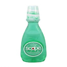 36 Units of Scope Mw Original Mint 250ml - Personal Care Items