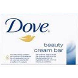 "96 Units of ""DOVE"" 4.75oz/135g Soap Bar-Yellow - Soap & Body Wash"