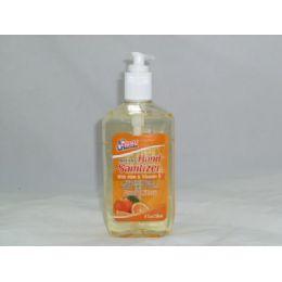 72 Units of Hand Sanitizer Citrus 8oz - Hand Sanitizer