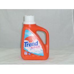 """24 Units of """"trend"""" Liquid Detergen 60oz - Laundry Detergent"""