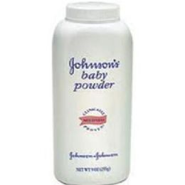 72 Units of J&j Baby Powder 500g Reg - Personal Care Items