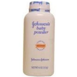 """72 Units of """"j & J"""" Blsm 500g Baby Powder - Personal Care Items"""