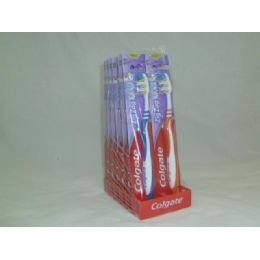 "72 Units of ""Colgate"" Toothbrush Zig Zag - Toothbrushes and Toothpaste"