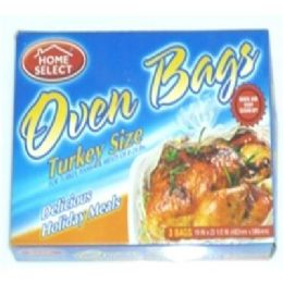 96 Units of Turkey Oven Bags - Food Storage Containers