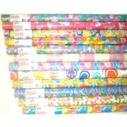 96 Units of 30sq Ft Birthday Paper Gift Wrap - Gift Wrap