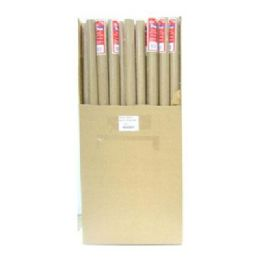 144 Units of Craft Paper Roll 30sq ft - Gift Wrap