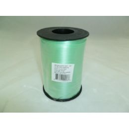 96 Units of 5mm X 500 Yards Of Light Green Ribbon - Bows & Ribbons