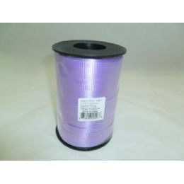 96 Units of 5mm X 500 Yards Of Lavender Ribbon - Bows & Ribbons