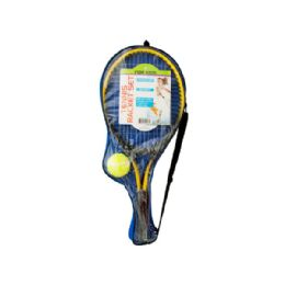 6 Units of Kids Tennis Racket Set With Ball - Summer Toys