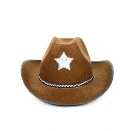 48 Units of Felt Sheriff Hat - Costumes & Accessories