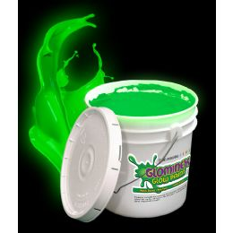 Glominex Glow Paint Gallon - Green - LED Party Items