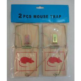 72 Units of 2pc X-Large Mouse Traps - Pest Control