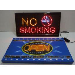 6 Units of Light Up Sign-NO SMOKING - Displays & Fixtures