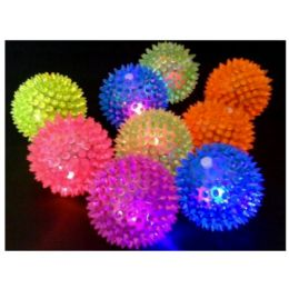 72 Units of Flashing and Bouncing Massage Ball - Back Scratchers and Massagers