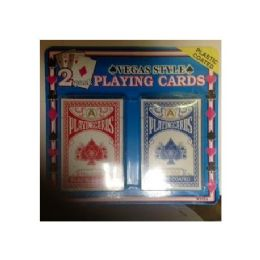72 Units of 2-Pack Of Playing Cards - Card Games