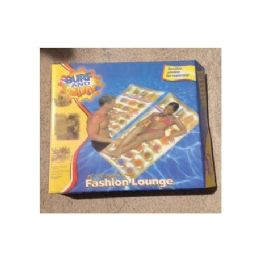 12 Units of Boxed Pool Raft (assorted Designs) - Summer Toys