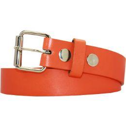 36 Units of Kids Orange Belt - Unisex Fashion Belts