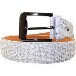 36 Units of Men's Scale Pattern Belt - Mens Belts