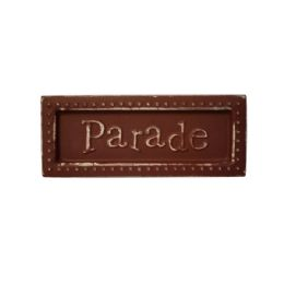 108 Units of Parade Mini Metal Sign Magnet - Refrigerator Magnets