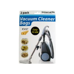 72 Units of Universal Fit Vacuum Cleaner Bags - Bags Of All Types