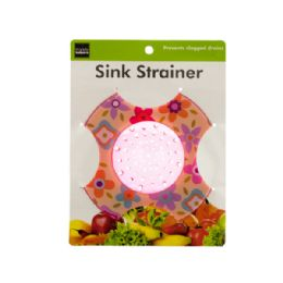 72 Units of Decorative Sink Strainer - Strainers & Funnels