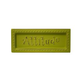 84 Units of Attitude Mini Metal Sign Magnet - Refrigerator Magnets