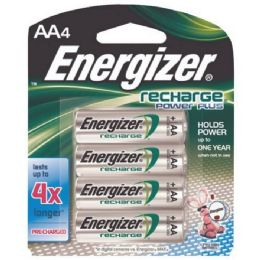 6 Units of Battery Energizer Rechargeable - Batteries