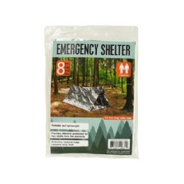 24 Units of 2 Person Emergency Shelter - Camping Gear