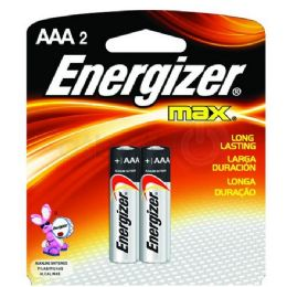 36 Units of ENERGIZER AAA-2 E92B2 Alkaline card of 2 - Batteries
