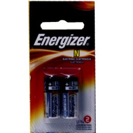 24 Units of ENERGIZER E90B2 2-PK N size Alkaline - Batteries