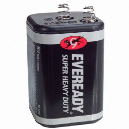 24 Units of LANTERN Battery 6V 1209 Heavy Duty EVEREADY - Batteries