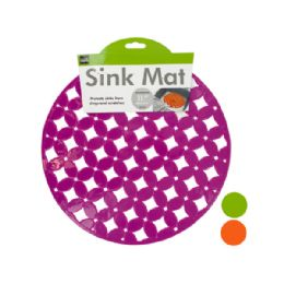 36 Units of Decorative Round Sink Mat - Kitchen Gadgets & Tools