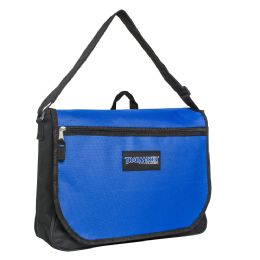 24 Units of Trailmaker Messenger Bag - Blue Only - Shoulder Bags & Messenger Bags