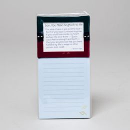 144 Units of Notepad Magnetic Inspirational Son You Mean So Much *4.95* To me - Dry Erase