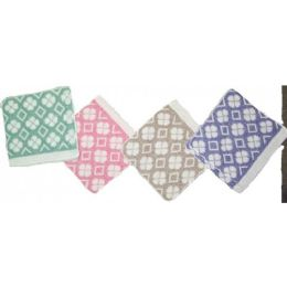 288 Units of Heavy Jacquard Dishcloth - Towels