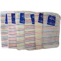 144 Units of 6 Pk 11x11 Waffle Weave Dish Cloth - Towels