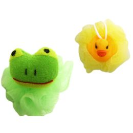 144 Units of Animal Loofah Sponge - Bath And Body