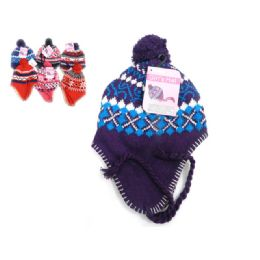 288 Units of Boy's Winter Hat - Fashion Winter Hats