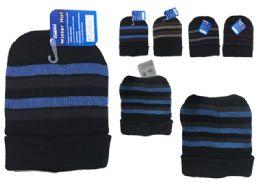 288 Units of Men's Beanie Hat - Winter Beanie Hats