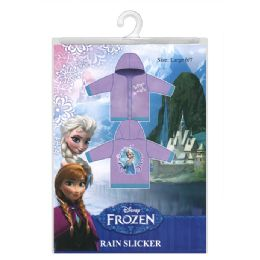 12 Units of Frozen Rain Slicker - Junior Kids Winter Wear